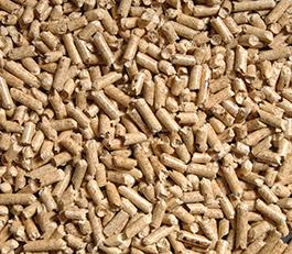 Pellets Grundmaterial erneuerbare regenerative Rohstoffe