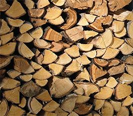 Stückholz Grundmaterial erneuerbare regenerative Rohstoffe